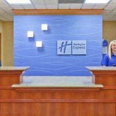 Отель Holiday Inn Express Vicksburg спа фото 2