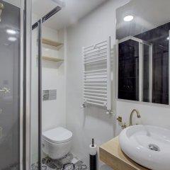 Отель City Centre Apartment - 3BD - 2BT - WIFI Испания, Мадрид - отзывы, цены и фото номеров - забронировать отель City Centre Apartment - 3BD - 2BT - WIFI онлайн ванная фото 2