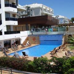 Отель Don Ángel Испания, Санта-Сусанна - 1 отзыв об отеле, цены и фото номеров - забронировать отель Don Ángel онлайн балкон