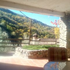 Отель Cortijo La Solana балкон