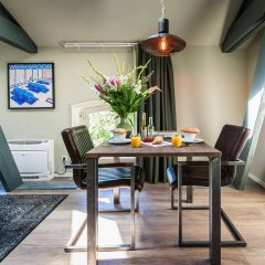 Апартаменты Yays Oostenburgergracht Concierged Boutique Apartments комната для гостей фото 2