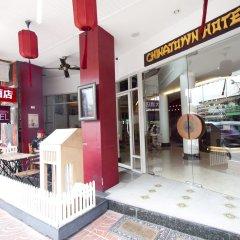 Отель China Town Бангкок интерьер отеля
