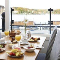 Best Western Plus Hotel Waterfront Göteborg (ex. Novotel) Гётеборг питание