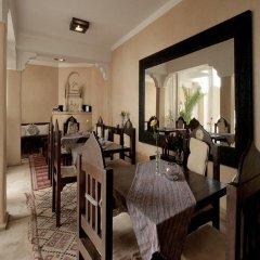 Отель Riad Karmanda Марракеш питание