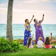 Отель Four Seasons Resort Oahu at Ko Olina фитнесс-зал