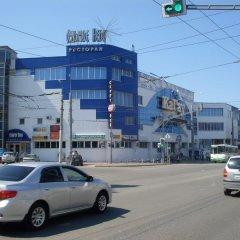 Гостиница Гостиничный комлекс Кагау парковка