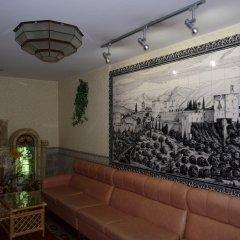 Отель Hostal Rural Montual интерьер отеля