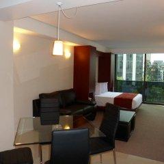Отель Suites Capri Reforma Angel Мехико гостиничный бар