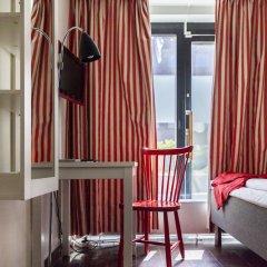 Отель Stf Gardet Стокгольм комната для гостей