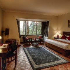 Отель Gokarna Forest Resort Непал, Катманду - отзывы, цены и фото номеров - забронировать отель Gokarna Forest Resort онлайн комната для гостей фото 4