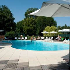 Отель Albergo Belvedere Корденонс бассейн