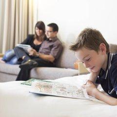 Отель Novotel Manchester Centre детские мероприятия