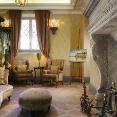 Отель Ville Sull Arno Флоренция интерьер отеля