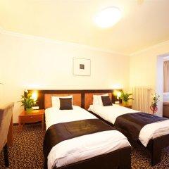 Ambra Hotel Будапешт комната для гостей фото 4