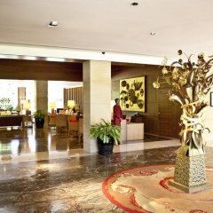 Отель Shangri-La's Rasa Sayang Resort and Spa, Penang Малайзия, Пенанг - отзывы, цены и фото номеров - забронировать отель Shangri-La's Rasa Sayang Resort and Spa, Penang онлайн интерьер отеля фото 3