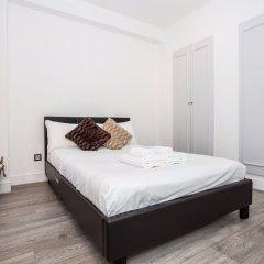 Отель 1 Bedroom Apartment Close to Museums in South Kensington Великобритания, Лондон - отзывы, цены и фото номеров - забронировать отель 1 Bedroom Apartment Close to Museums in South Kensington онлайн комната для гостей фото 4