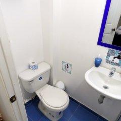 Отель Hostal Pajara Pinta ванная фото 2
