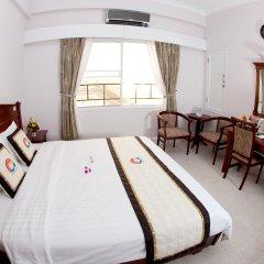 Отель Ocean Star Hotel Вьетнам, Вунгтау - отзывы, цены и фото номеров - забронировать отель Ocean Star Hotel онлайн комната для гостей фото 2