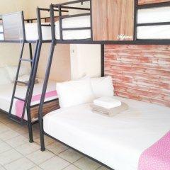 Отель Hostel Hostalife Мексика, Гвадалахара - отзывы, цены и фото номеров - забронировать отель Hostel Hostalife онлайн комната для гостей фото 3