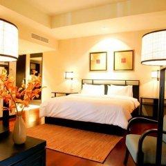 Отель Luxe Residence Паттайя комната для гостей