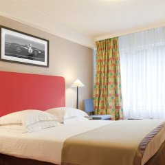 New Hotel Charlemagne Брюссель комната для гостей фото 3