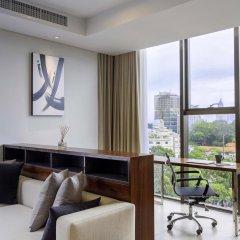 Отель SILA Urban Living комната для гостей фото 2