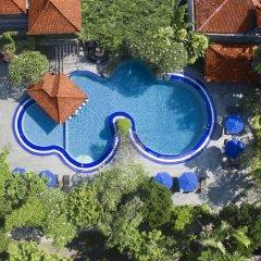 Отель Matahari Bungalow бассейн фото 2