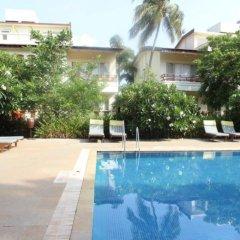 Отель Beleza By The Beach Индия, Гоа - 1 отзыв об отеле, цены и фото номеров - забронировать отель Beleza By The Beach онлайн бассейн
