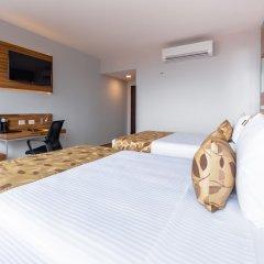 Отель Sleep Inn Ciudad de México Мехико комната для гостей фото 2