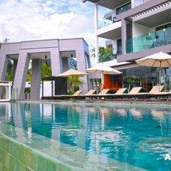 Отель Absolute Twin Sands Resort & Spa бассейн фото 3