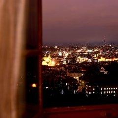 Отель QUESTENBERK Прага балкон фото 2