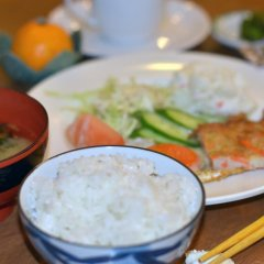 Отель Uminoie Painukaji Ириомоте питание фото 2