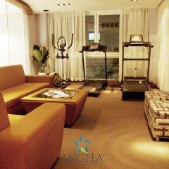 Отель Angela Boutique Serviced Residence спа