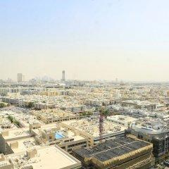 Отель City Seasons Towers Дубай балкон