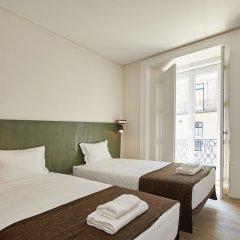 Апартаменты Portugal Ways Santos Azulejos Apartments комната для гостей фото 3