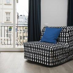 Апартаменты Wenzigova apartments комната для гостей фото 2