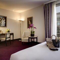 L'Hotel du Collectionneur Arc de Triomphe 5* Стандартный номер разные типы кроватей фото 15