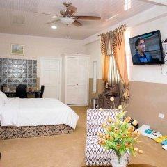 Отель Millenium Manor Hotel Гайана, Джорджтаун - отзывы, цены и фото номеров - забронировать отель Millenium Manor Hotel онлайн комната для гостей фото 2