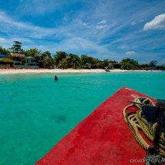Отель Legends Beach Resort Ямайка, Негрил - отзывы, цены и фото номеров - забронировать отель Legends Beach Resort онлайн пляж
