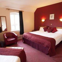 The Castlefield Hotel комната для гостей фото 3