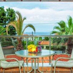 Отель Anna Maria Paradise Греция, Ханиотис - отзывы, цены и фото номеров - забронировать отель Anna Maria Paradise онлайн балкон