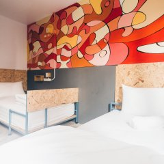 Bed Hostel комната для гостей