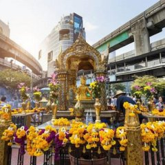Boulevard Hotel Bangkok фото 4