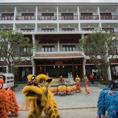 Vinh Hung Old Town Hotel бассейн фото 2