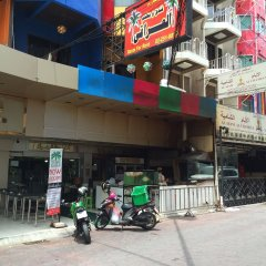Отель Iraqi Residence Бангкок спортивное сооружение
