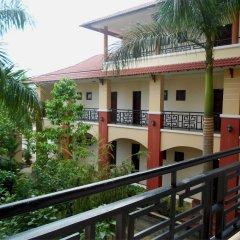 Отель Bach Dang Hoi An Hotel Вьетнам, Хойан - отзывы, цены и фото номеров - забронировать отель Bach Dang Hoi An Hotel онлайн балкон