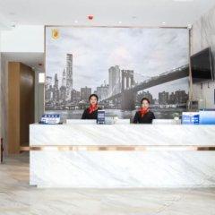 Отель Beijing Fu Lu Qian Yuan Hotel Китай, Пекин - отзывы, цены и фото номеров - забронировать отель Beijing Fu Lu Qian Yuan Hotel онлайн бассейн