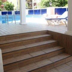 Отель Cleopatra Golden Beach Otel - All Inclusive бассейн фото 2