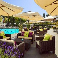 Sheraton Roma Hotel & Conference Center бассейн