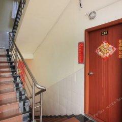 Отель Jiafu Hostel Китай, Чжуншань - отзывы, цены и фото номеров - забронировать отель Jiafu Hostel онлайн интерьер отеля